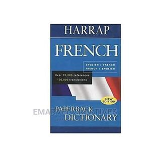 Harrap French and English Dictionary   Books & Games for sale in Lagos State, Surulere