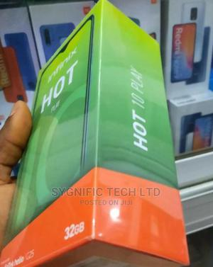 New Infinix Hot 10 Play 32 GB   Mobile Phones for sale in Lagos State, Ikeja