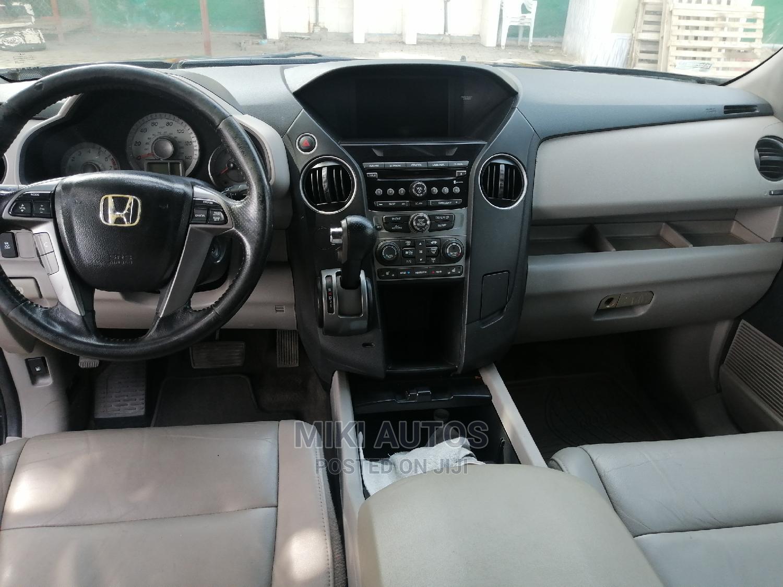 Honda Pilot 2013 Black | Cars for sale in Amuwo-Odofin, Lagos State, Nigeria