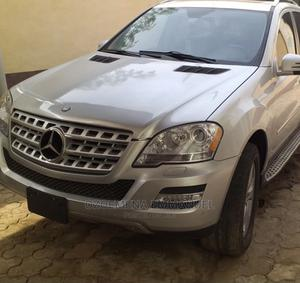 Mercedes-Benz M Class 2010 ML 350 4Matic Silver | Cars for sale in Anambra State, Awka