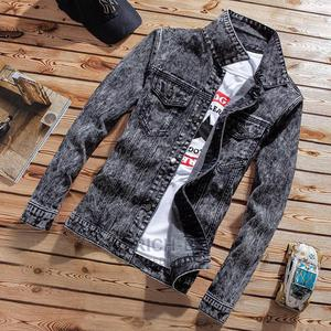 Sophisticated Denim Jeans Jacket | Clothing for sale in Lagos State, Lagos Island (Eko)