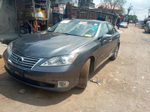 Lexus ES 2012 350 Gray | Cars for sale in Lagos State, Gbagada