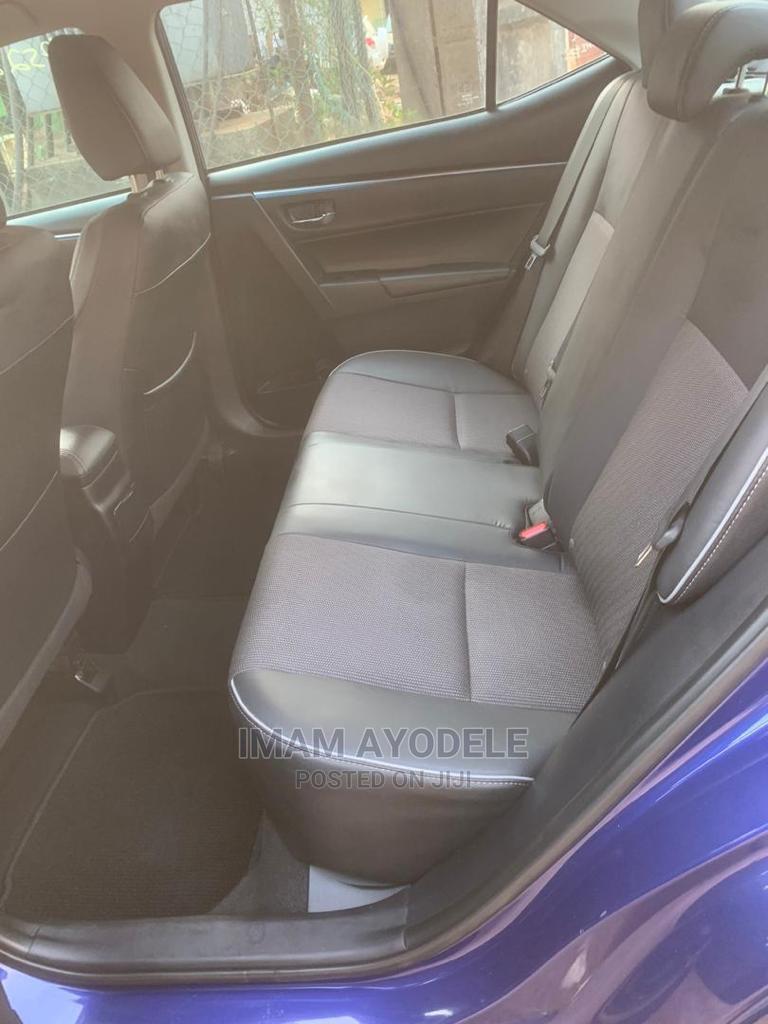 Archive: Toyota Corolla 2014 Blue