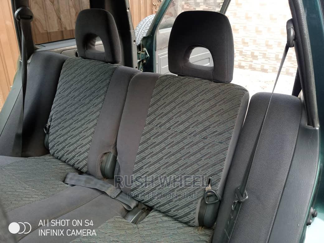 Archive: Toyota RAV4 2000 Automatic Green
