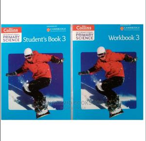 Collins International Primary Science Book 3   Books & Games for sale in Lagos State, Surulere