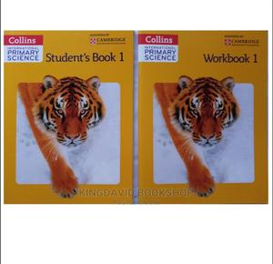 Collins International Primary Science Book 1   Books & Games for sale in Lagos State, Surulere