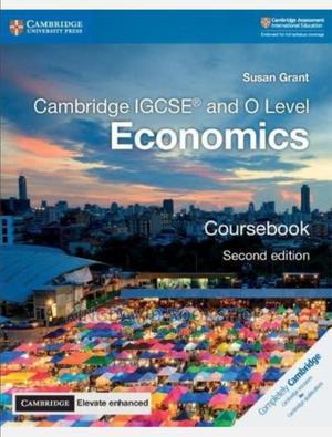 Cambridge IGCSE and O Level Econonics   Books & Games for sale in Lagos State, Surulere