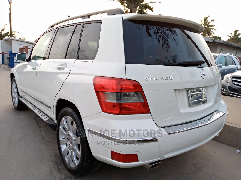 Mercedes-Benz GLK-Class 2012 350 4MATIC White | Cars for sale in Apapa, Lagos State, Nigeria