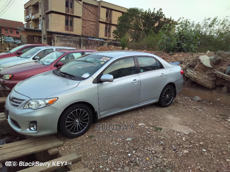 Toyota Corolla 2013 Silver   Cars for sale in Ibadan, Oyo State, Nigeria