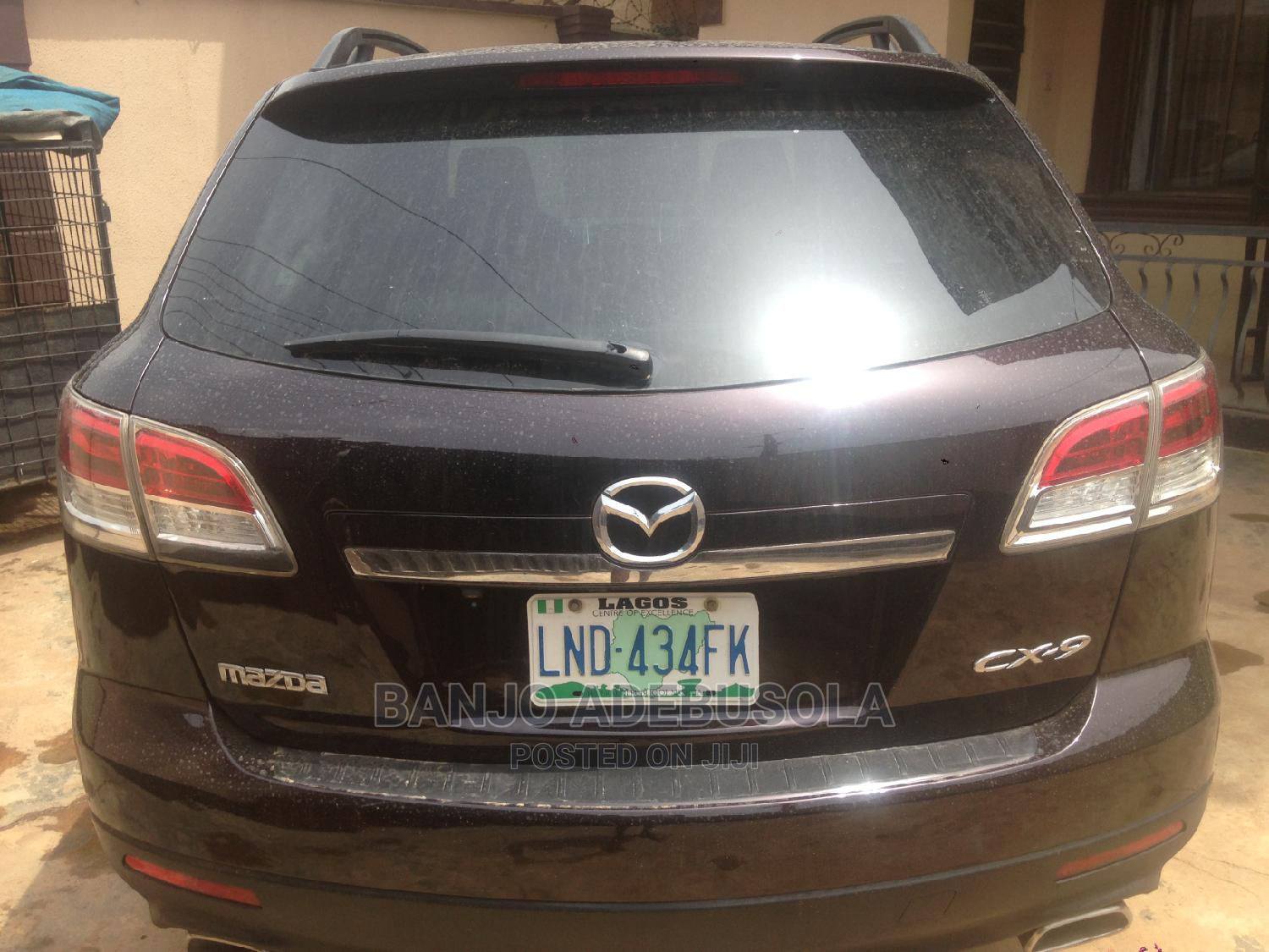 Mazda CX-9 2009 Grand Touring AWD | Cars for sale in Ikorodu, Lagos State, Nigeria
