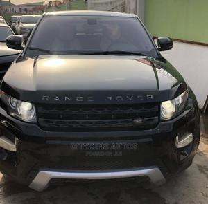 Land Rover Range Rover Evoque 2013 Black | Cars for sale in Lagos State, Ogba