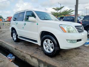 Lexus GX 2007 470 White | Cars for sale in Lagos State, Amuwo-Odofin