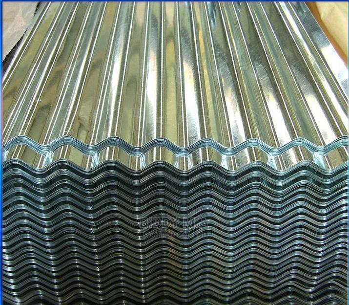All Zinc Roofing Sheet