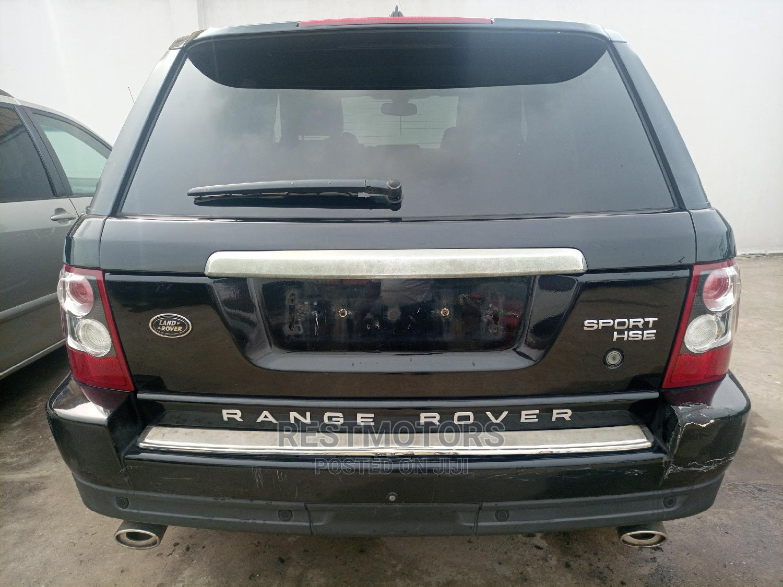 Land Rover Range Rover Sport 2006 Black | Cars for sale in Ojodu, Lagos State, Nigeria