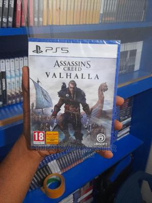 Ps5 Assassin's Creed Valhalla   Video Games for sale in Lagos State, Ikeja