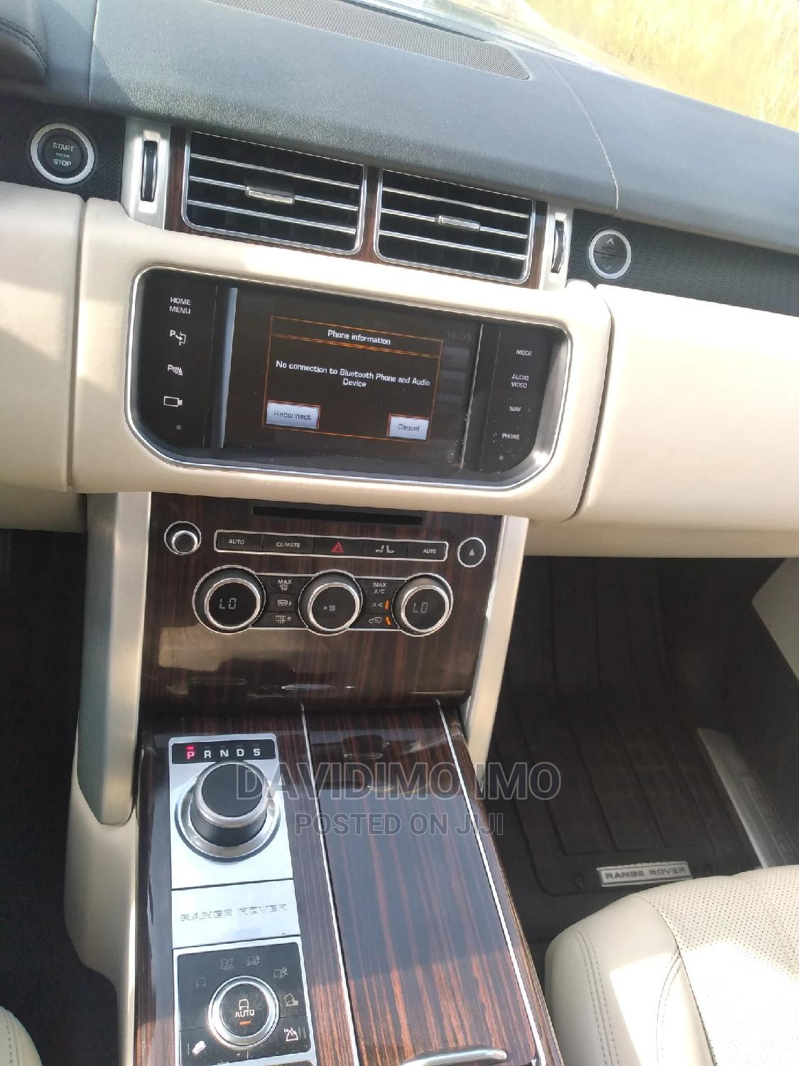 Land Rover Range Rover Sport 2014 HSE 4x4 (3.0L 6cyl 8A) Gray   Cars for sale in Ajah, Lagos State, Nigeria