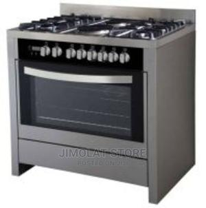 SFC9502SS - 90X60 CMS 5 Gas Burners (1 WOK + 4 MORMAL) -Full   Kitchen Appliances for sale in Lagos State, Ikeja