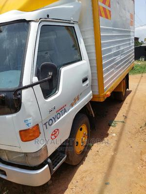 Clean Toyota Dyna 150 Container 98 Model   Trucks & Trailers for sale in Lagos State, Amuwo-Odofin
