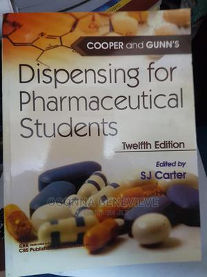 Dispensing For Pharmaceutical Students Cooper Gunns   Books & Games for sale in Lagos State, Yaba