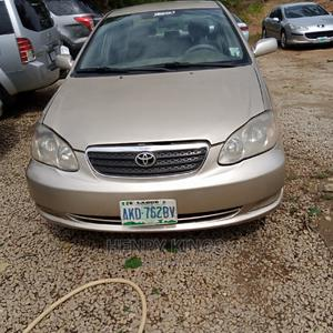 Toyota Corolla 2007 LE Gold | Cars for sale in Abuja (FCT) State, Gwarinpa