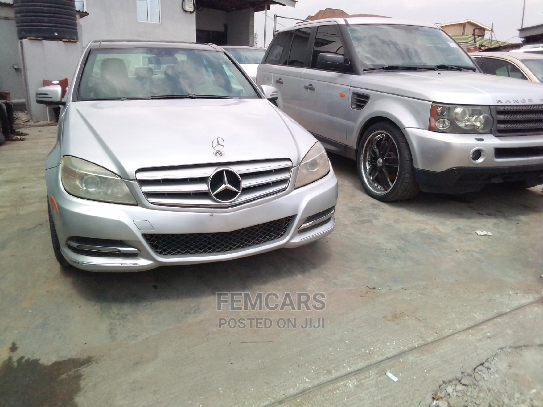 Archive: Mercedes-Benz C350 2009 Silver