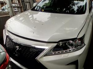 Lexus RX 2015 350 AWD White   Cars for sale in Lagos State, Ikeja