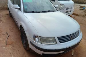 Volkswagen Passat 2002 White   Cars for sale in Lagos State, Ojodu