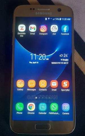 Samsung Galaxy S7 64 GB Silver   Mobile Phones for sale in Osun State, Orolu