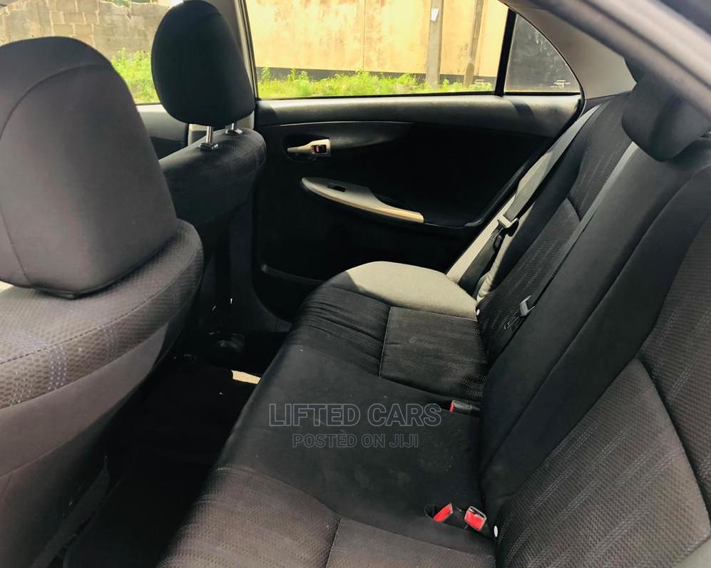 Toyota Corolla 2011 Gray | Cars for sale in Ikeja, Lagos State, Nigeria