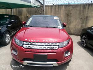 Land Rover Range Rover Evoque 2013 Pure Plus AWD Red | Cars for sale in Lagos State, Amuwo-Odofin