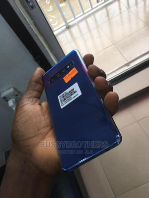 Samsung Galaxy S10 128 GB Blue   Mobile Phones for sale in Lagos State, Ikeja