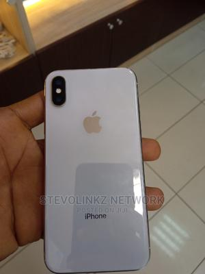 Apple iPhone X 64 GB Silver | Mobile Phones for sale in Abuja (FCT) State, Wuse 2