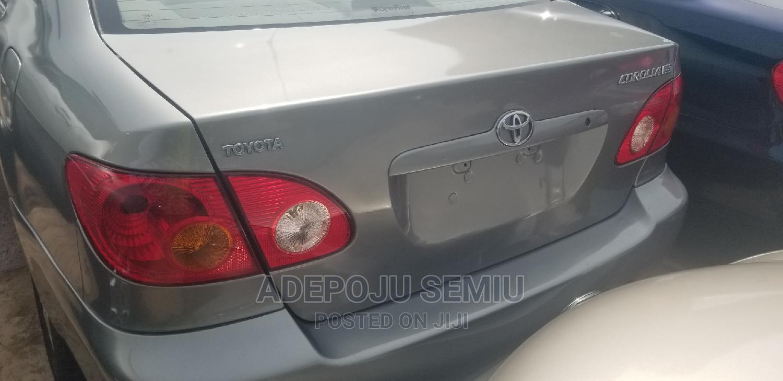 Toyota Corolla 2004 Gray | Cars for sale in Ibadan, Oyo State, Nigeria