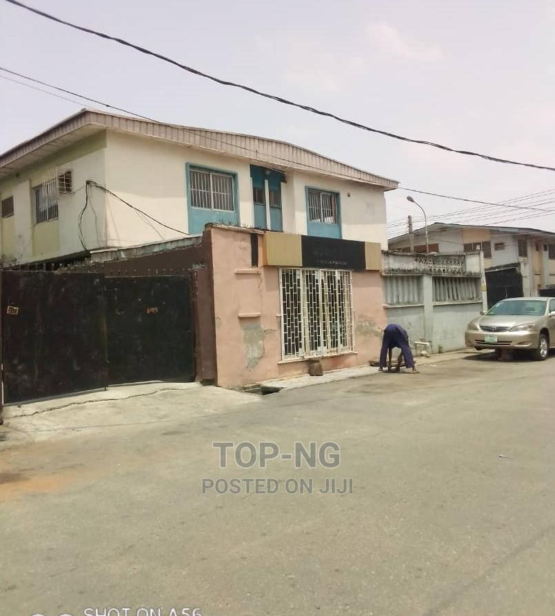 A Wing of Corner Piece 5 Bedroom Duplex | Houses & Apartments For Sale for sale in Allen Avenue, Ikeja, Nigeria