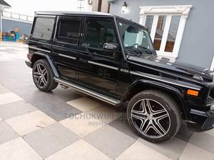Mercedes-Benz G-Class 2003 Black   Cars for sale in Lagos State, Isolo