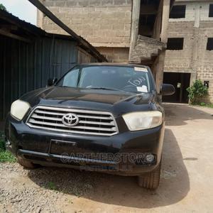 Toyota Highlander 2009 V6 Black | Cars for sale in Oyo State, Ibadan