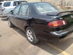 Toyota Corolla 2000 Black   Cars for sale in Lagos State, Ikeja
