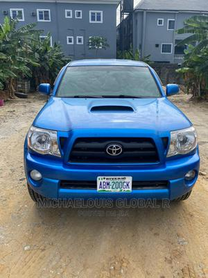 Toyota Tacoma 2005 Blue | Cars for sale in Rivers State, Port-Harcourt