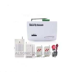 Wireless GSM/PSTN Home Alarm Security System Burglar Alarm S | Safetywear & Equipment for sale in Abuja (FCT) State, Wuse