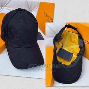 High Quality Louis Vuitton Face Cap for Men | Clothing Accessories for sale in Lagos State, Magodo