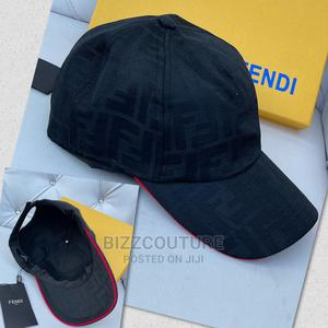 High Quality Fendi Face Cap for Men | Clothing Accessories for sale in Lagos State, Magodo