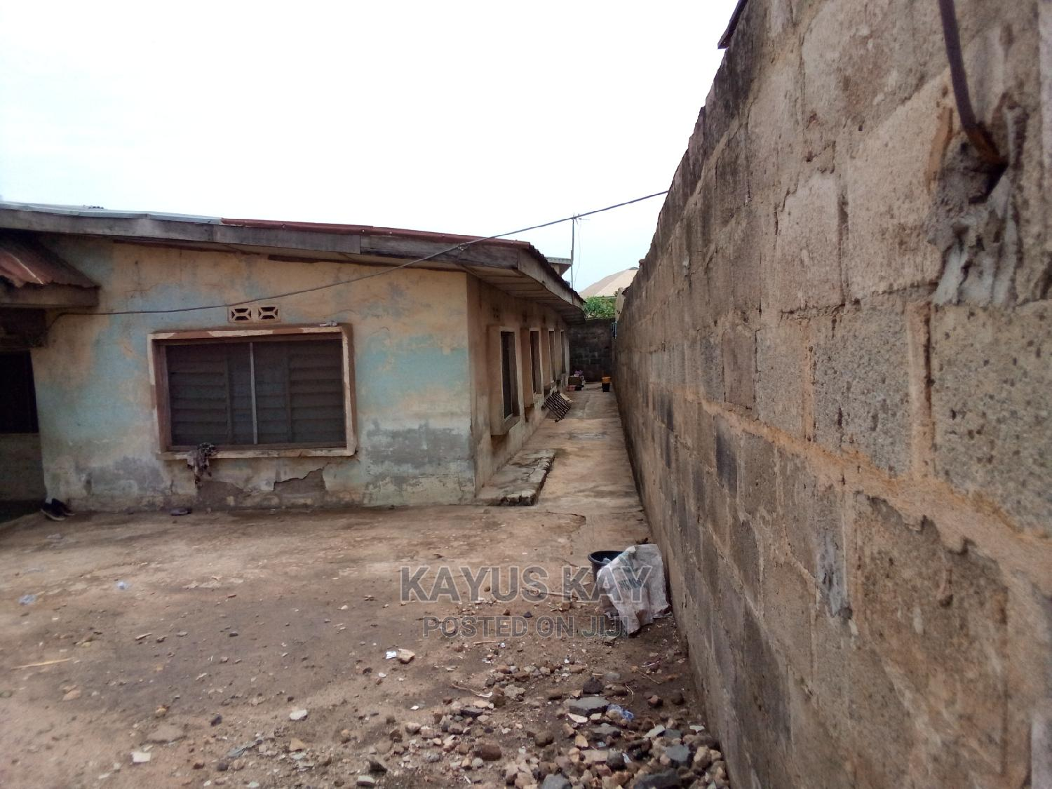 Bungalow on One Plot of Land at Airways Akure for Sale