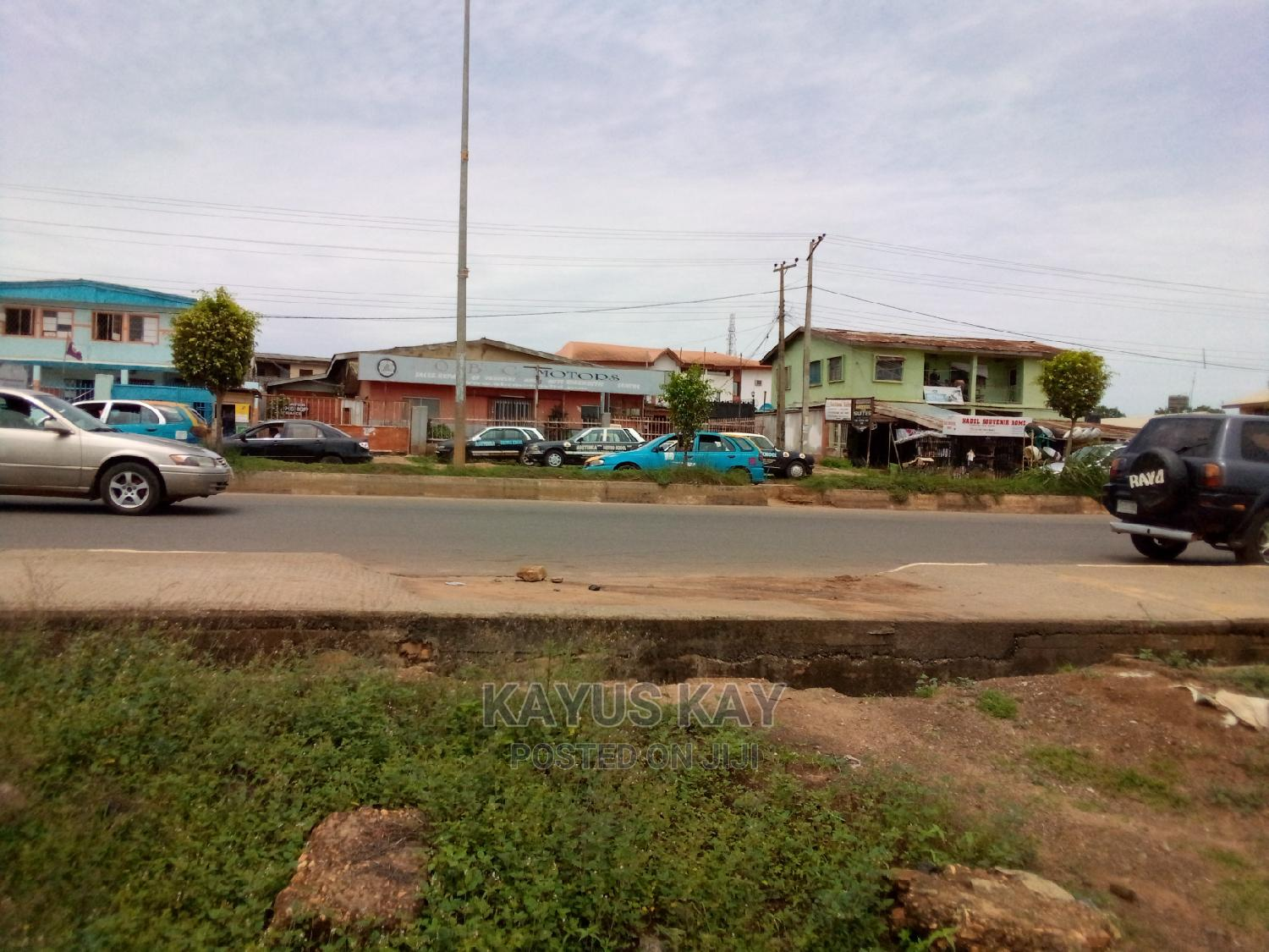 Bungalow on One Plot of Land at Airways Akure for Sale | Houses & Apartments For Sale for sale in Akure, Ondo State, Nigeria