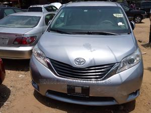 Toyota Sienna 2012 LE 8 Passenger Gray | Cars for sale in Lagos State, Amuwo-Odofin