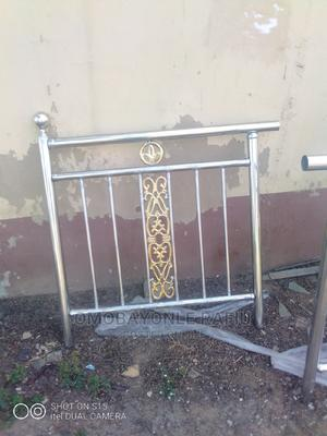 Balcony Handrail ( Long Gate Gold)   Building & Trades Services for sale in Oyo State, Ibadan
