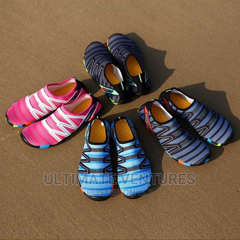 Unisex Aqua Sneakers Soft Non-Slip Trendy Sport Shoes