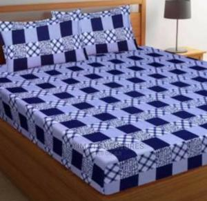 Quality Bedspread With Four Pillowcases | Home Accessories for sale in Lagos State, Alimosho