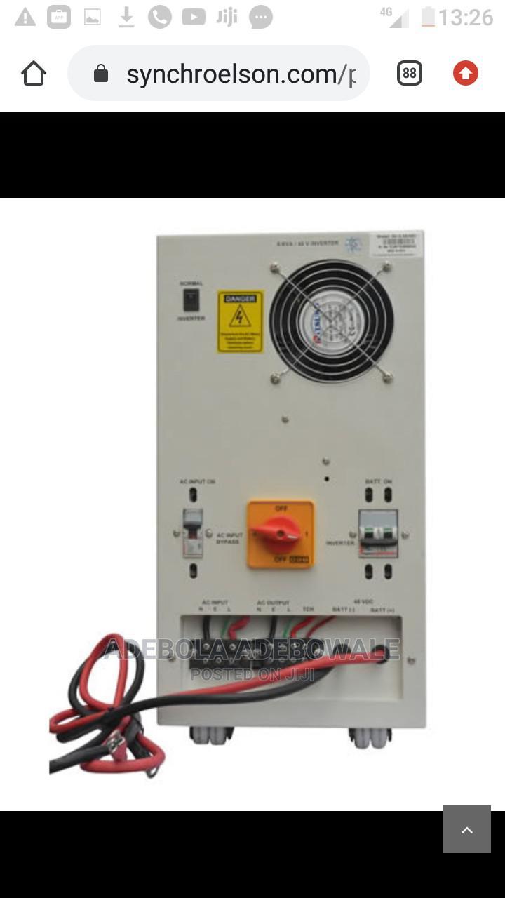 3.5kva Inverter | Home Appliances for sale in Amuwo-Odofin, Lagos State, Nigeria