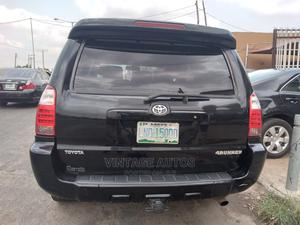 Toyota 4-Runner 2007 Black | Cars for sale in Lagos State, Ikeja