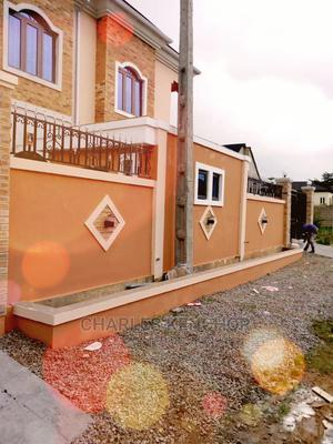 New 3bedrooms Semi Detached Duplex With Bq Isheri North Opic | Houses & Apartments For Sale for sale in Lagos State, Magodo